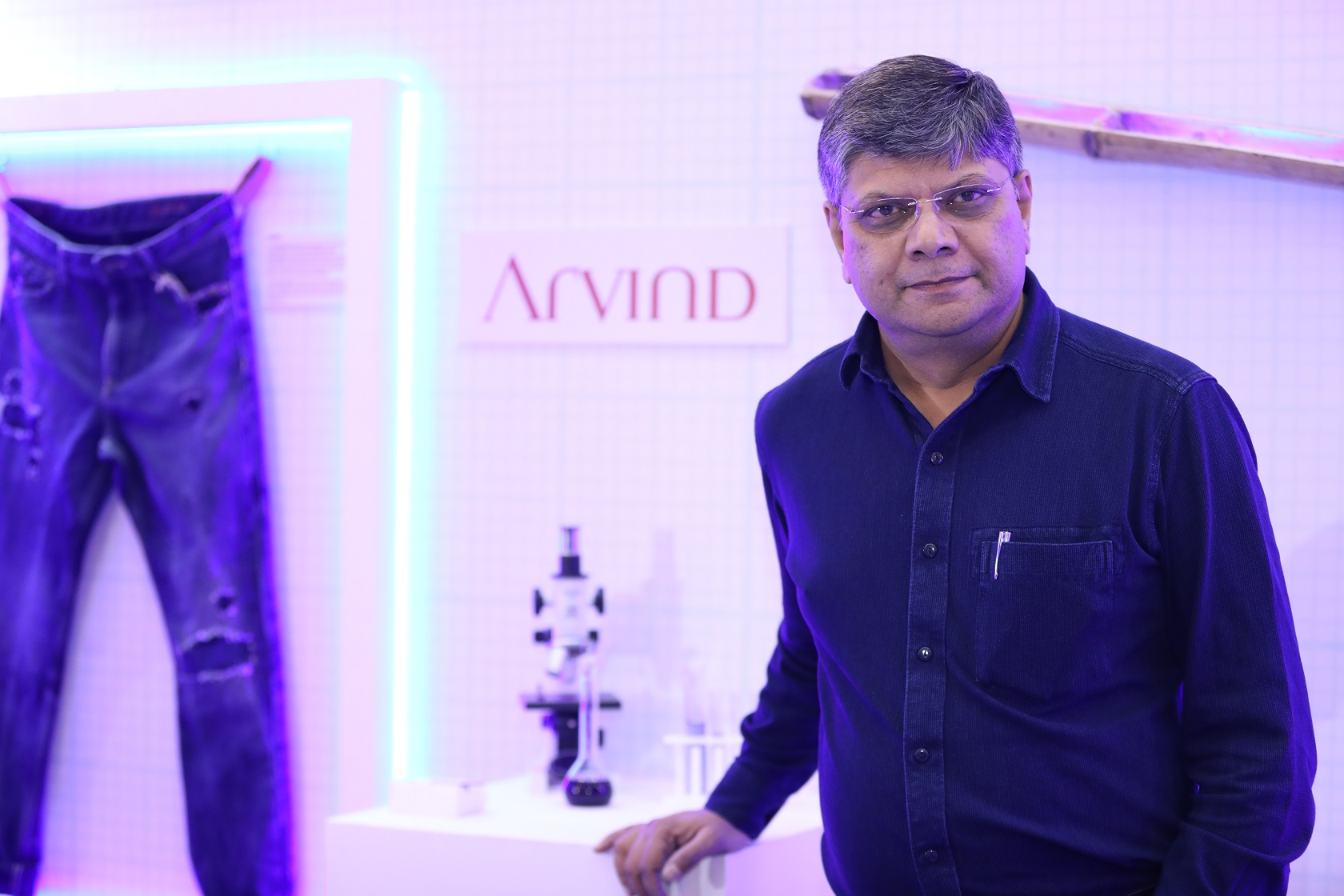 Denim to drive apparel sector growth: Arvind Ltd