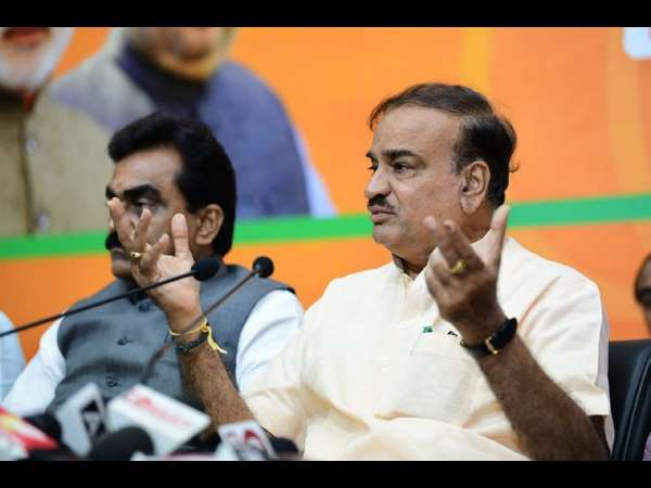 Parliament business affected since inexperienced Rahul became Congress chief: Ananth Kumar