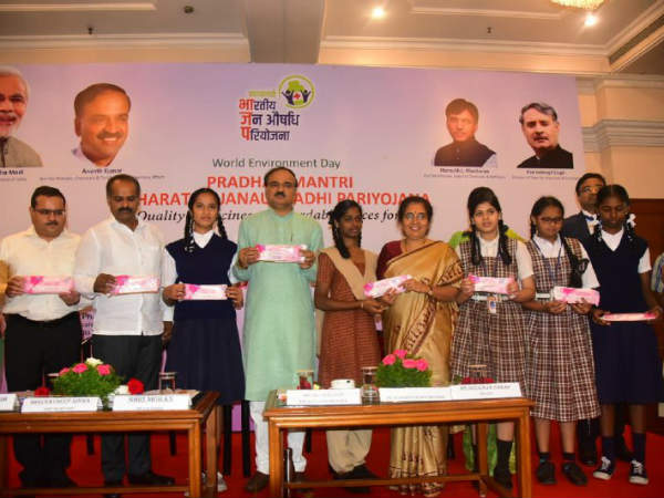 Now sanitary napkin available at Rs.2.50!