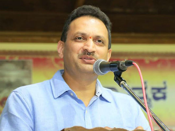 Anant Kumar Hegde name removed from Tipu Jayanti celebrations
