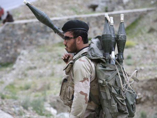 19 Afghan security personnel killed in a Taliban attack