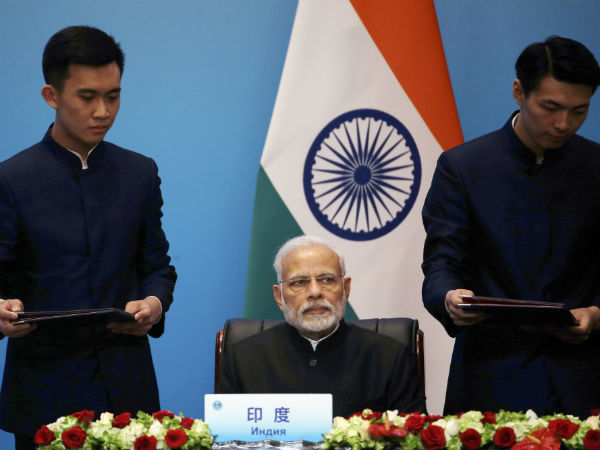 SCO summit: Security is our top priority, says Modi