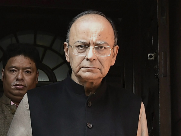 Delighted to be back at Home: Arun Jaitley