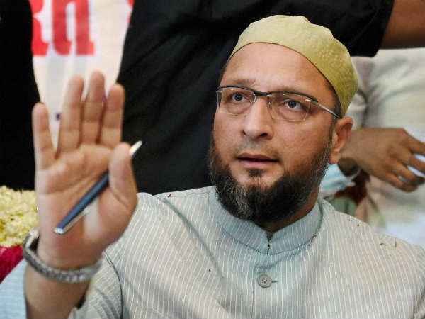 Congress Is Finished Says Assaduddin Owaisi