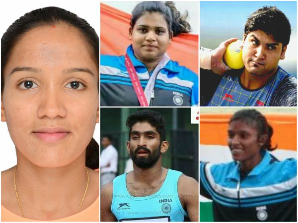 Alvas students selected for Asian Athletics Championships