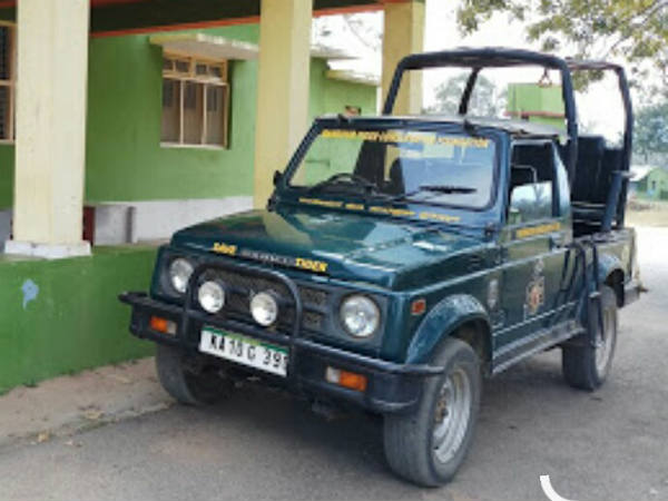 Now Its Mandatory To Book Gypsy Safari Online In Bandipur
