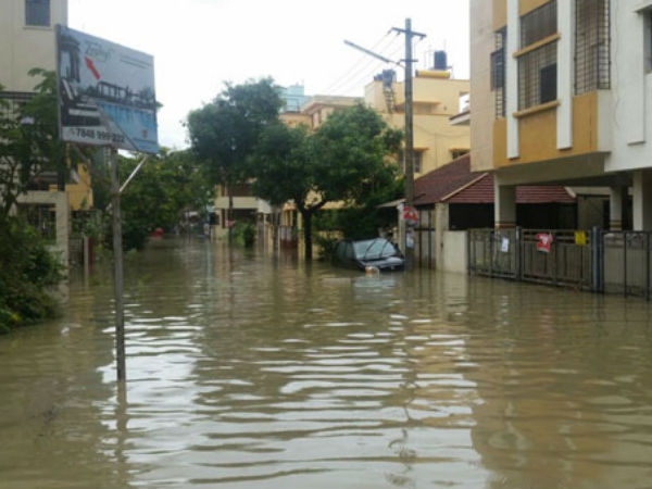 Flood alert for Bengaluru in 24 hours