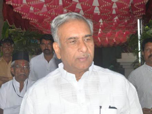 Cabinet Expansion : Basavaraj Horatti upset with party leaders