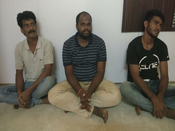 Cow merchant murder accusers arrested in Bellary