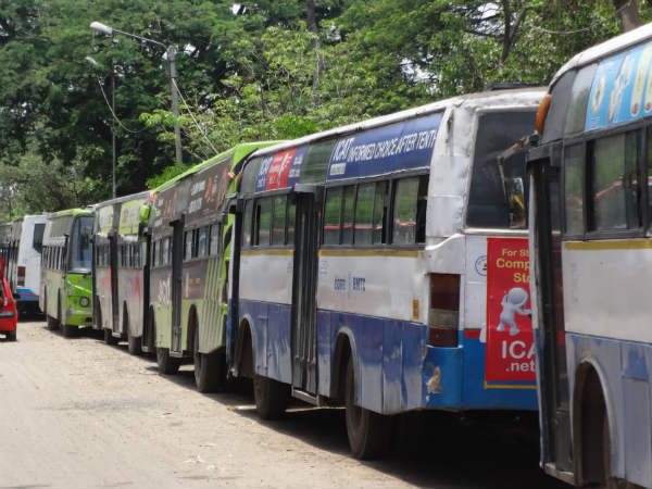 BMTC buses will get new outline with blue and saffron