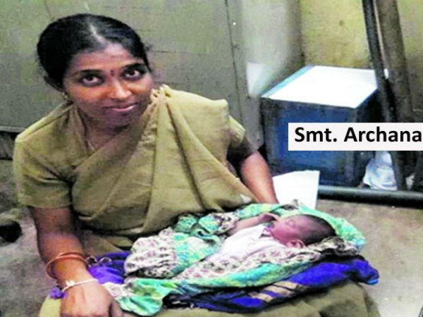 CM wish to meet Lady constable who breast feed Orphan baby