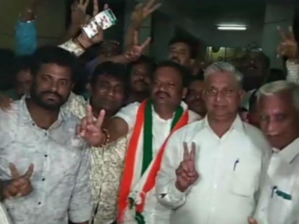 MLC election: BJP bags 3, JDS 2 and Congress 1