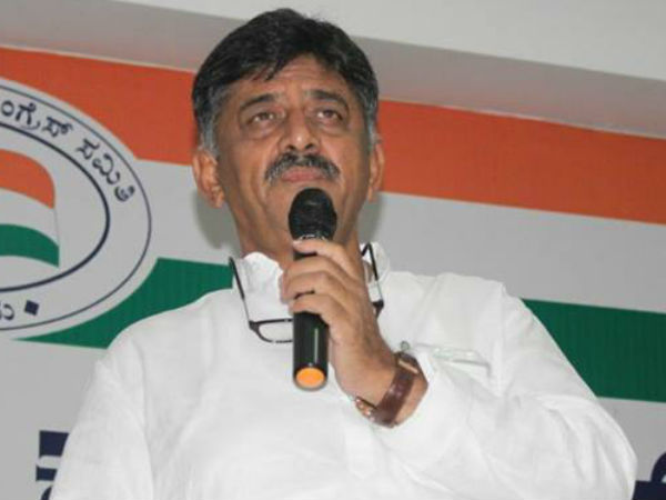DK Shivakumar denies all allegations made upon him