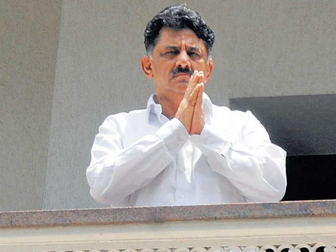 It Raid On Minister Dk Shivakumar Why Bjp Silent On This Issue