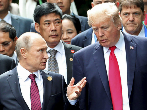 Donald Trump and Vladimir Putin to meet on July 16 in Helsinki