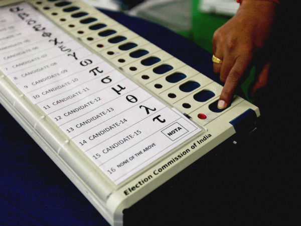 Congress defeated candidates appeal to high court against EVM