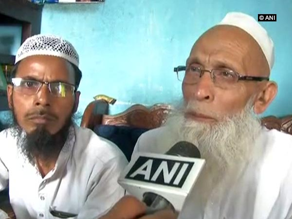 Muslim cleric thrashed, forced to chant Jai Shri Ram