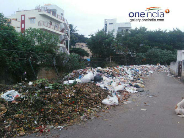 BBMP cleaning contractors strike end