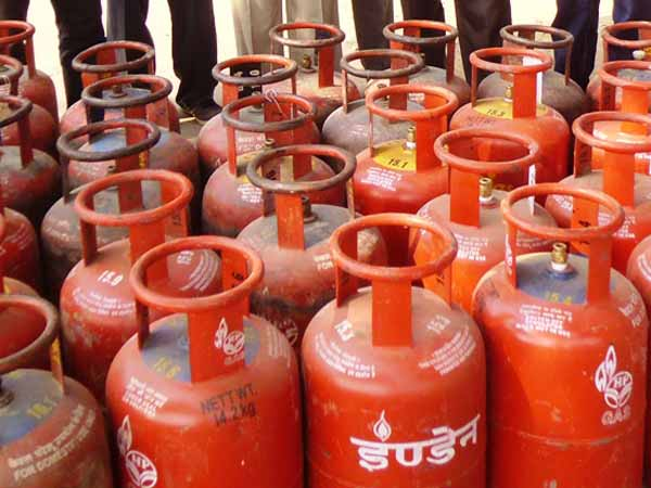 subsidized LPG prices hiked by Rs 2 per cylinder