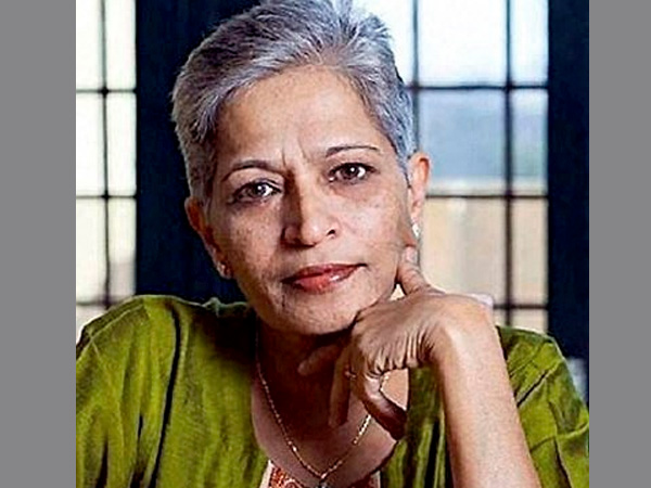 Main accused of Gauri Lankesh murder has been arrested