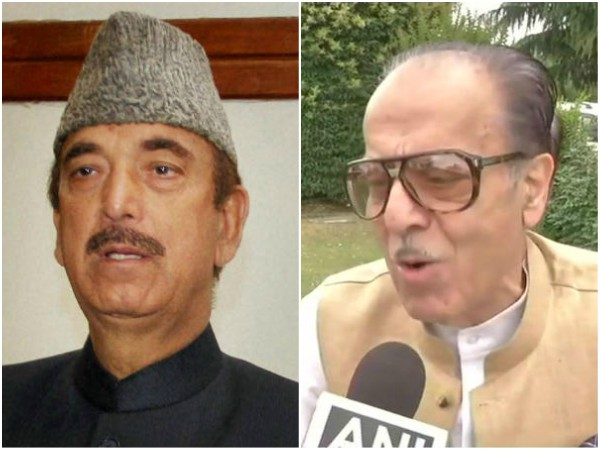 Criminal complaint filed against Ghulam Nabi Azad, Saifuddin Soz