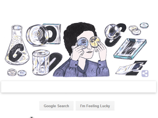 Google Doodle Celebrates Glass Chemist Marga Faulstichs 103rd Birthday
