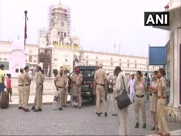 operation bluestar 34th anniversary security tightened