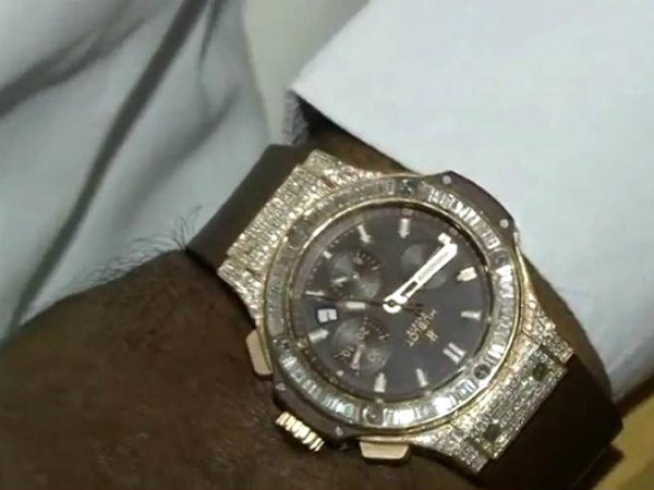 Hublot watch issue : High Court dismissed petition on CBI probe