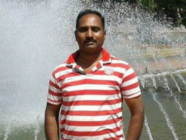 Ripponpet Police Raghavendra Died At Spot On Road Accident