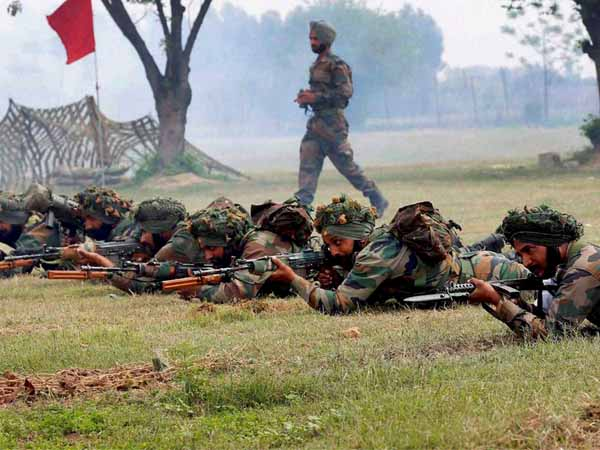 army forces killed four terrorists in anantnag