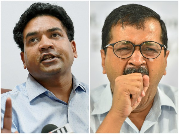 hc allowed kapil mishra to file petition against kejriwal