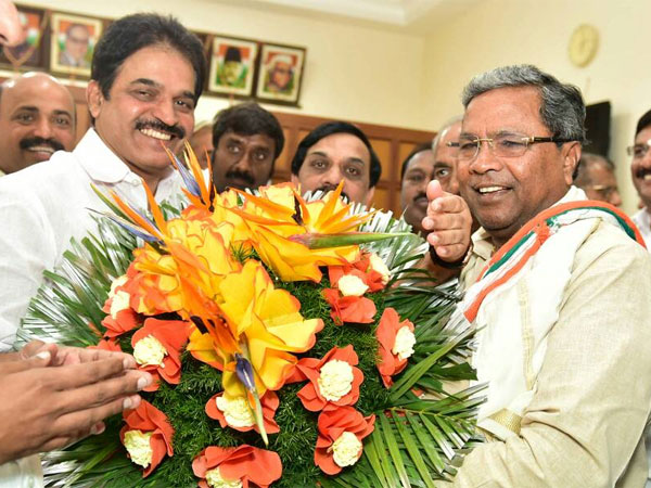 Congress meeting to be held in presence of KC Venugopal and Siddaramaiah