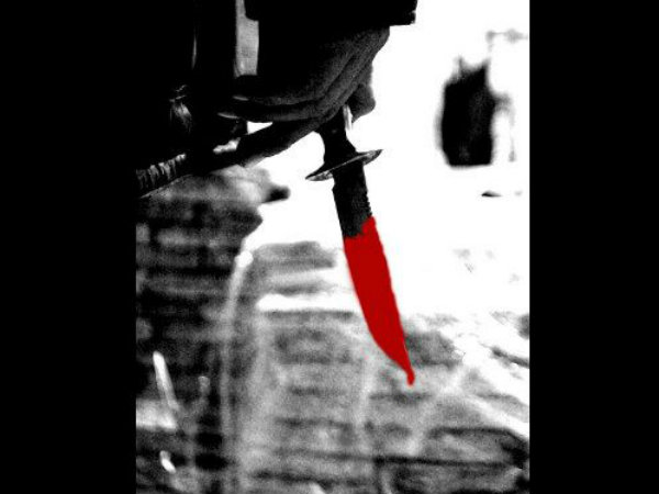 Davanagere Congress corporators son stabs woman in Karnataka