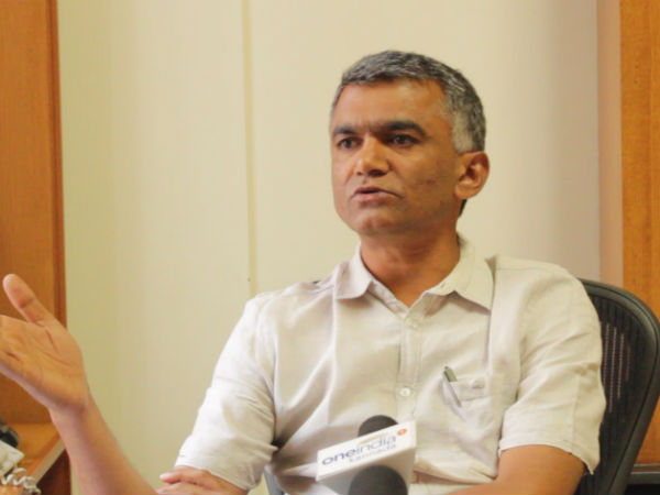 Krishna Byregowda alleges central govt cut down aid for drinking water