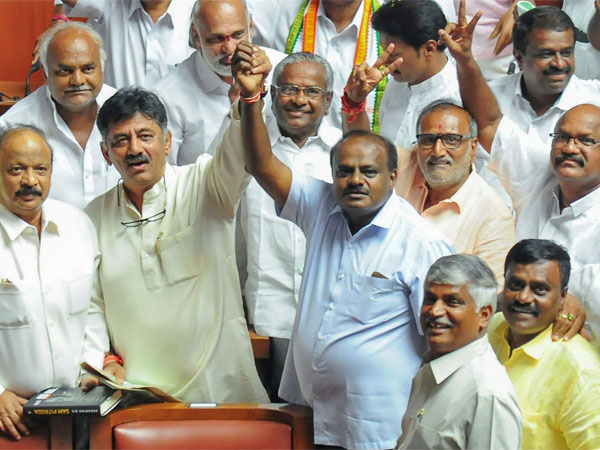 DKS-Revanna both wanted power ministry: Kumaraswamy