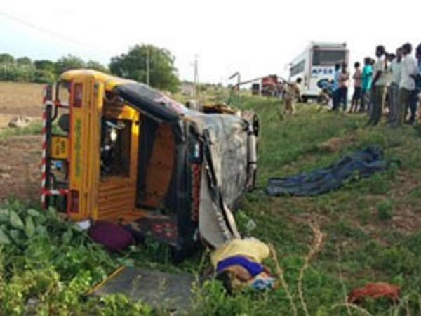 Kurnool District Road Accident