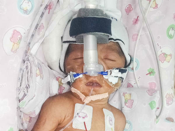 A Poor Driver Needs Funds To Save His Premature Baby