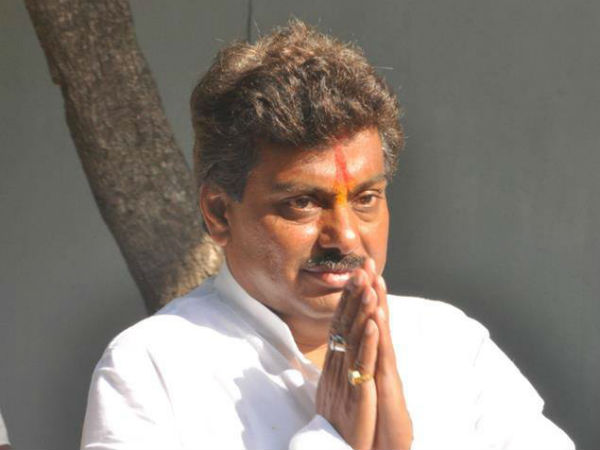 Why M.B.Patil did not get minister post