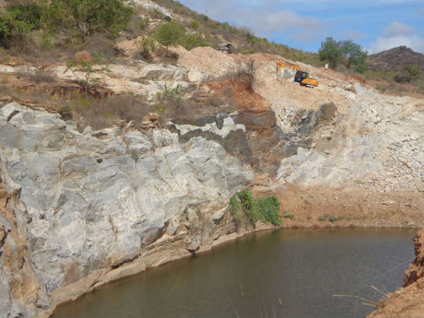 Bannerghatta park quarry license to be cancelled from Today