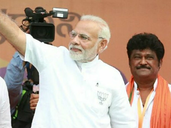 Karnataka people may involve in assassination deceit of Narendra Modi: Jaggesh
