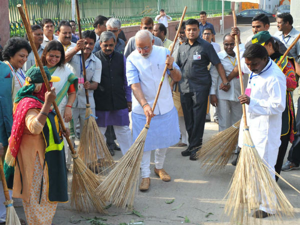 4 years of Modi govt : Emphasis on cleanliness is key to keep diseases at bay