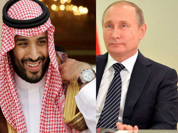Diplomacy at World Cup opener: Russia and Saudi plan for oil talks