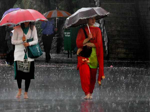 Heavy rainfall expected in south konkan and Goa
