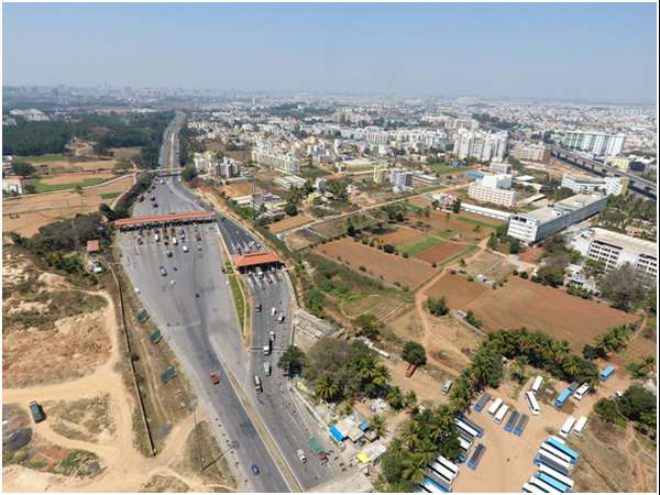 NICE toll plaza extends to Electronic city interchange and Mysuru road