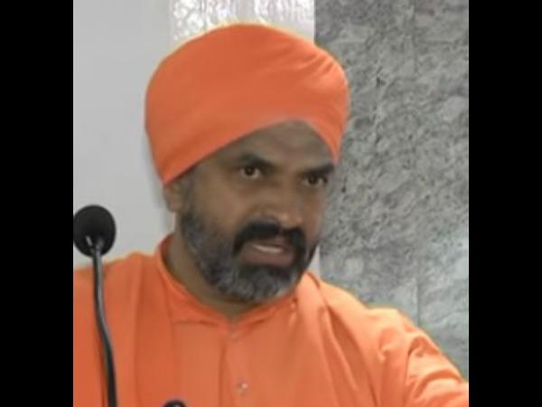 Gadag Controversial Statement On Farmers By Nijagunananda Swamiji