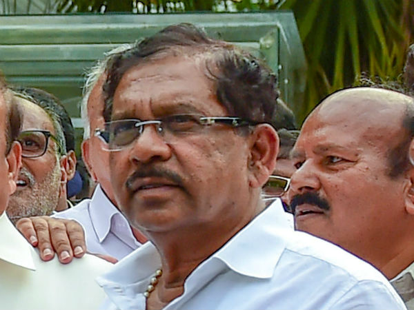 Parameshwar clarifies seat sharing not yet finalized for parliament poll
