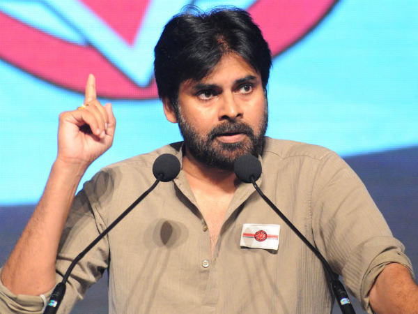 Telugu leader Pawan Kalyan demand for separate State North Andhra