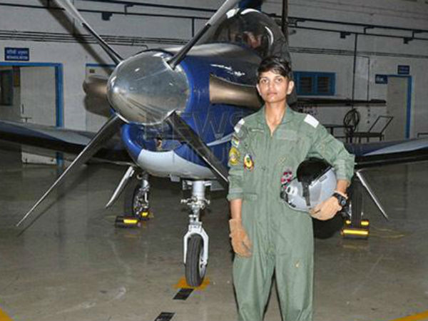 Chikmagalur girl Meghana new poster girl of IAF