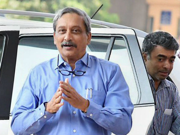 CM Parrikar to return to Goa this week: Official