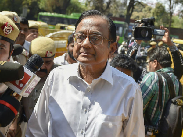 Aircel-Maxis case: ED summons Chidambaram to appear for investigation